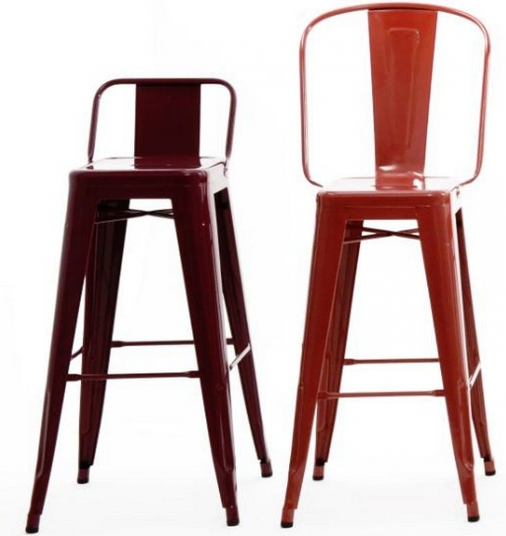 chaise haute hd tolix. Black Bedroom Furniture Sets. Home Design Ideas